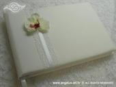 Knjiga dojmova - White Orchid