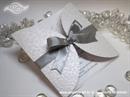 Pozivnica za vjenčanje White Diva