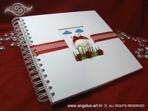 Medo   White Notebook