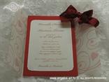 bordo pozivnica za vjenčanje s tiskom