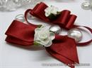 Kitica za rever za vjenčanje - Red Beauty
