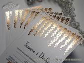Pozivnica za vjenčanje - Flowers Folio Line