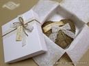 jastucic za prstenje vintage srce