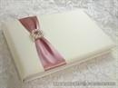 Knjiga gostiju za vjenčanje Pink Elegance