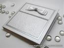 Knjiga za prstenje - Silver & White Shine