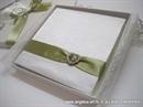 Knjiga za prstenje Zeleno srce