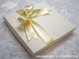 knjižica za prstenje u ukrasnoj kutiji
