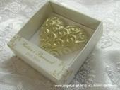 Konfet za vjenčanje Magnet sjajno srce
