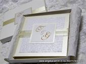 Ekskluzivna čestitka - Cream Book