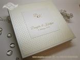 Cream Dots Guestbook