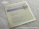 Pozivnica za vjenčanje Beach Lilac Fairy Tale