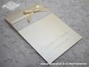 Zahvalnica za vjenčanje Cream Pearl 2