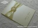 Zahvalnica za vjenčanje Cream Elegance