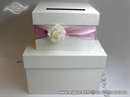 Kutija za kuverte - Pink Flower Cake