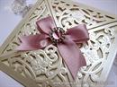 Pozivnica za vjenčanje - Luxury Pink Beauty