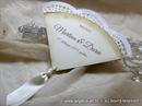 Menu jelovnik za svadbenu svečanost - Natur Lepeza