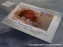 Obavijest o rođenju djeteta s fotografijom - Obavijest 8