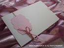 Birthday invitation - Pink Cloud