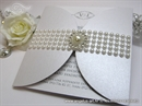 Pozivnica za vjenčanje - White Pearl Diva