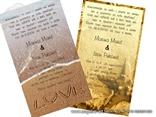 primjeri teksta za morske pozivnice u boci