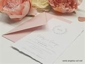 Pozivnica za vjenčanje  - Rustic Invitation