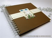 Foto album - Medo Brown Notebook