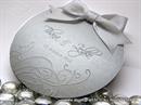 Pozivnica za vjenčanje - Round Joy Silver