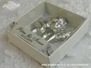 Konfet za vjenčanje Srebrni anđeo - magnet