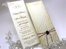 Pozivnica za vjenčanje -Vintage History Bookmark