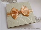 Zahvalnica za slike Peach Bow Photo Book