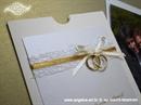 Zahvalnica za vjenčanje Zlatni prsten