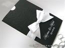 Zahvalnica za vjenčanje - Black & White Charm