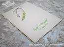Zahvalnica za vjenčanje Zelene perle