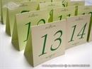 Broj stola  - Royal Green Charm
