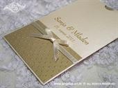 Zahvalnica za vjenčanje Gold Dots